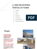 VISUAL AND RELATIONAL PROPERTIES OF FORM.pptx