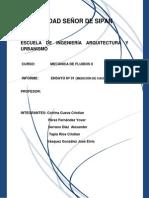 Informe Completo Medicion de Caudal