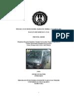 Pengecatan Bodi Mobil Daihfsdatsu Zebra 1.3 Tahun 1991