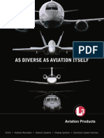 L-3 Aviation Products Brochure