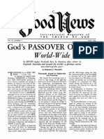 Good News 1962 (Vol XI No 05) May