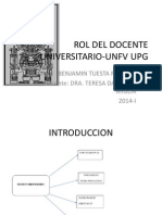 Rol Del Docente Universitario-unfv Upg (1)