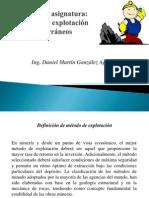Manual Básico de Minería Subterránea