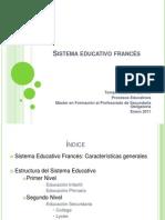 SISTEMA EDUCATIVO FRANCES