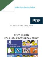Phbs Komunitas Unja 2014