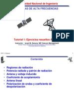 Tutorial 1 - Antenas