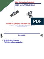 Tutorial 6 - Modelo Refracción