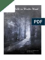 Dont Walk in Winter Wood