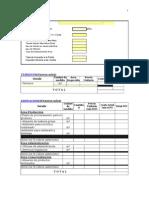 poeyctos deinverion Formatos Evaluacion Integral