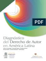 Diagnostico Derecho Autor en America Latina CERLALC