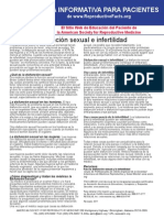 Disfuncion Sexual e Infertilidad