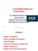 Overview of Bridge Design and Construction