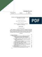 Senate Report 105-174