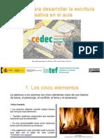 escrituracreativacedec-131119064321-phpapp01