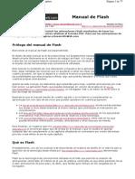 Manual Flash DesarrolloWeb