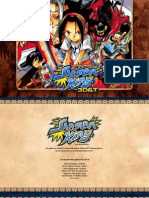 3D&T Alpha ~ Shaman King