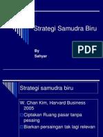 Strategi Samudra Biru