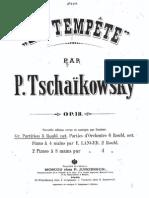 Tchaikovsky the Tempest