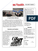 Newsletter January 2010