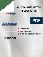 001 Standard Motor Products Inc Hd