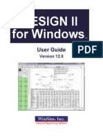WinSimUser Guide