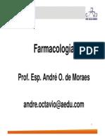 3 - Introdução a Farmacologia
