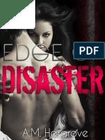 A.M. Hargrove - Saga Edge 01 - Edge of Disaster