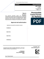 Railway Force Formula