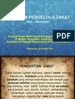 Presentase; Zakat 2