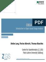 OBIA_Tutorial-OBIA Tutorial V1 - Slides Only