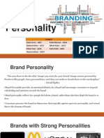 Brand Personality - Group 9 (1)
