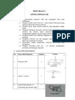 Praktikum Antena dan Propagasi
