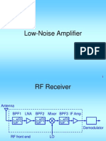 Low-Noise Amplifier.ppt