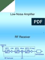 Low-Noise Amplifier.ppt