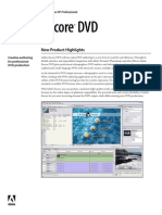 Adobe Encore Dvd Manual