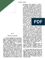 Kant - Crítica Del Juicio - 1991. Trad. Manuel García Morente_#43_#50_OCR1