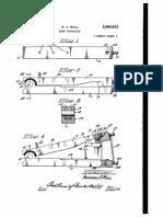 US2609612 - Sine Protractor - 1952
