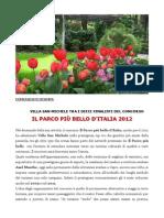 1.VSM Finalista Il Parco Più Bello 2012