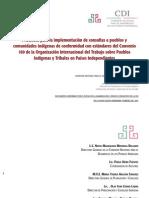Cdi Protocolo Consulta Pueblos Indigenas 2014