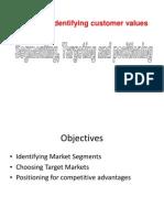 Market Segmenting