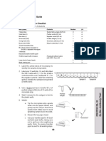 ELISA Protocol III (Antibody Test), Biotechnology Explorer, Quick Guide, Rev A