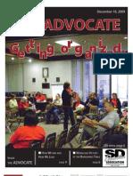 SDEA Advocate December 2009