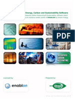2-26996 Guide to Energy Carbon and Sustainability Software - Groom Energy