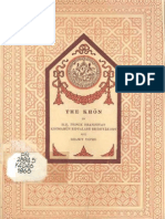 The Khon, H.H. Prince Dhaninivat