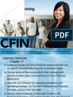 Chapter17 - Financial Planning and Control