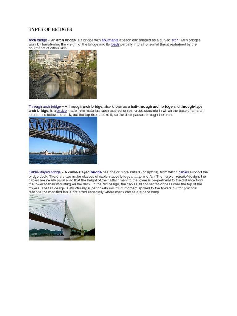 Types of Bridges   Bridge   Truss