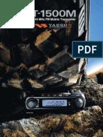 Ft 1500m Brochure