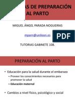 Tema 9 B Preparacion Al Parto