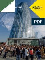Raport Anual 2013 Raiffeisen Bank