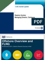 Flng Market Update Stephen Gordon Clarksons